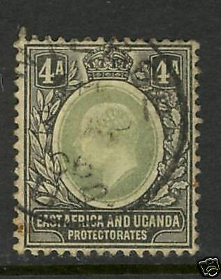 East Africa 1904-07  Scott # 22  Used