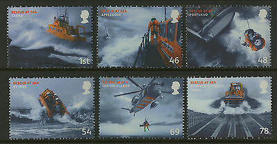 Great Britain   2008   Scott #2557-2562    Mint Never Hinged Set
