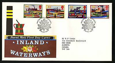 Great Britain 1993  Scott # 1506-1509  FDC