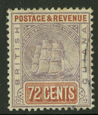 British Guiana  1889-1903  Scott #146   USED