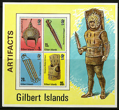 Gilbert Islands   1976   Scott # 292a   MNH Souvenir Sheet