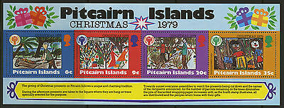 Pitcairn Islands  1979  Scott #191a  MNH Souvenir Sheet