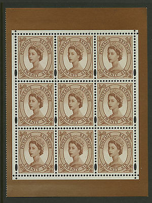 Great Britain   1998   Scott #1802a    Mint Never Hinged Booklet Pane