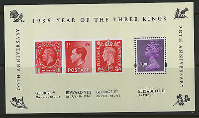 Great Britain   2003   Scott #MH323a    Mint Never Hinged Booklet Pane