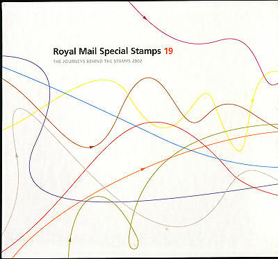 Great Britain   2002 Royal Mail Year Book  - Excellent Condition