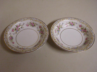 Lot Of 2 Noritake Somerset Small Bowls 5 1/2 Inches