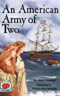 An American Army of Two (On My Own History (Hardcover))-ExLibrary