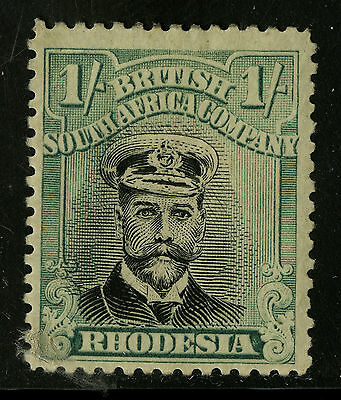 Rhodesia  1913-1923   Scott #130a    Mint Hinged