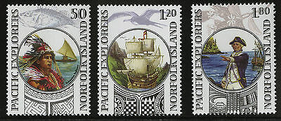Norfolk Islands   2005   Scott # 845-847    Mint Never Hinged Set