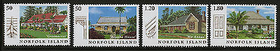 Norfolk Island   2005   Scott # 849-852    Mint Never Hinged Set