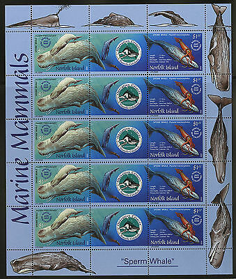 Norfolk Islands   2002   Scott # 783    Mint Never Hinged Souvenir Sheet