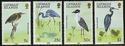 Cayman Islands   1988   Scott # 594-597   Mint Never Hinged Set