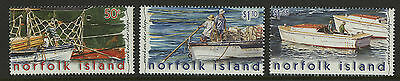 Norfolk Island   2004   Scott # 818-820    Mint Never Hinged Set