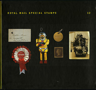 Great Britain   1995 Royal Mail Year Book  - Excellent Condition