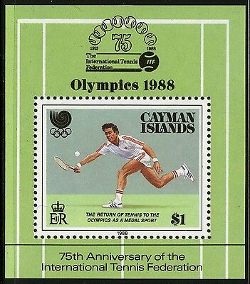 Cayman Islands   1988   Scott # 601   Mint Never Hinged