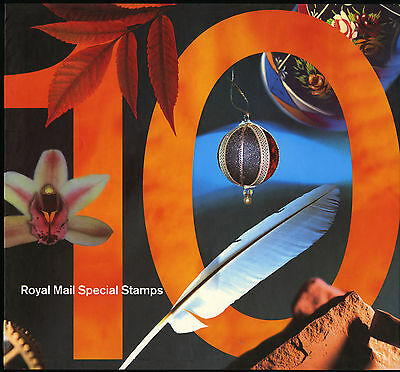 Great Britain   1993 Royal Mail Year Book  - Excellent Condition