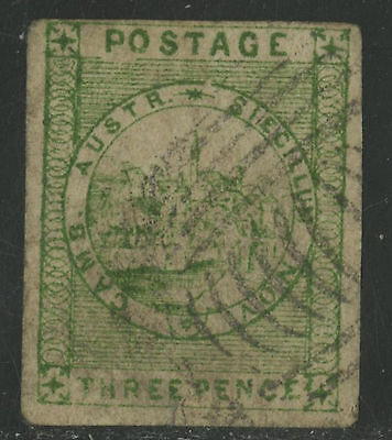 New South Wales   1850-51   Scott # 9  USED