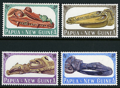 Papua New Guinea   1965   Scott # 199-202    Mint Never Hinged Set