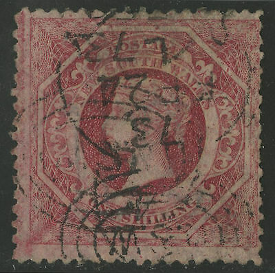 New South Wales   1860-63   Scott # 42  USED