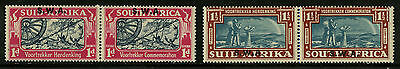 South West Africa  1938  Scott # 133-134  MH Set