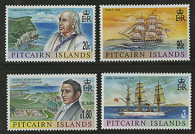 Pitcairn Islands  1999  Scott #501-504  MNH Set