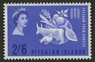 Pitcairn Islands  1963  Scott # 35  MNH