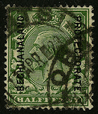 Bechuanaland Protectorate  1913-24  Scott #83    USED