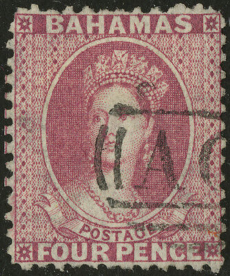 Bahamas   1863-65   Scott # 13   USED