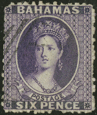 Bahamas   1863-65   Scott # 14   USED