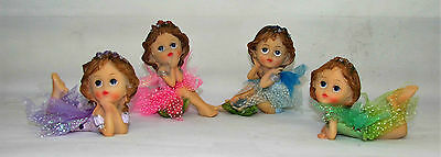 Faires~10Cm Tahlia Fairy Girls~ 4 Assorted