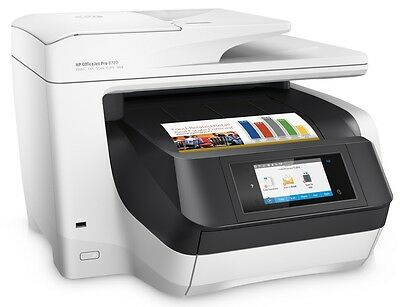 HP OfficeJet Pro 8720 All-in-One Colour Wireless Multufunction Printer (D9L19A)