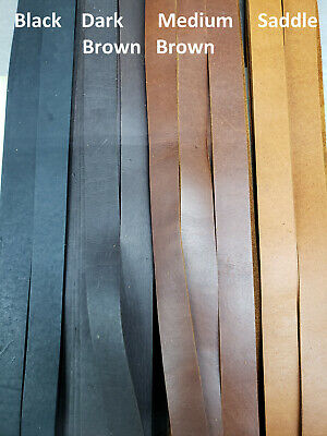 Leather Strip/Straps Oil tanned Top Grain Cowhide A-100
