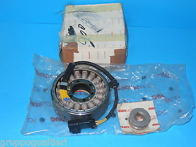 26410142B Alternatore Con Distanziale Originale Ducati 748 Rs