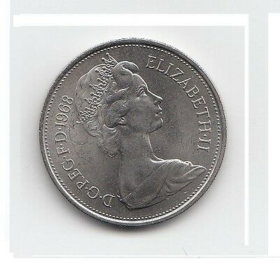 Queen Elizabeth II LARGE Ten Pence 10p Coin - High Quality - Choose Your Date!
