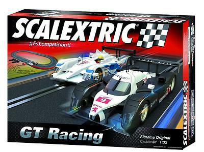 Circuito Scalextric C1 Gt Racing Scx A10111S500