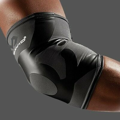 McDavid 6302 Dual Compression Elbow Sleeve Support Sports Brace Wrap Arm Guard