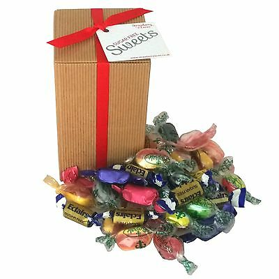 Sugar Free Sweet Gift Box - Gift / Present Diabetic Sweets! Christmas