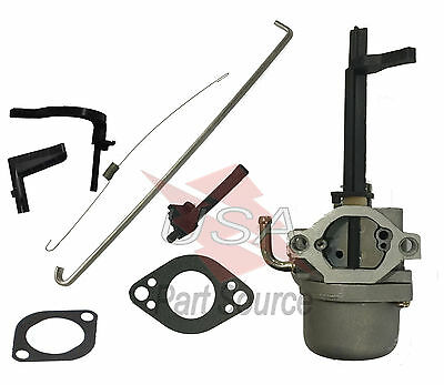 Fits Briggs & Stratton Nikki Carburetor Snowblower Generator Snow Blower 591378