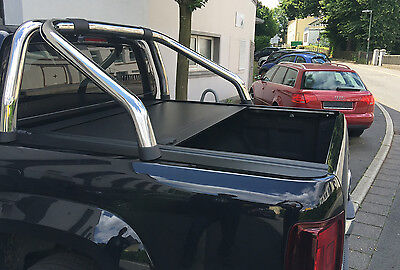 Volkswagen Amarok Double Cab Pickup Laderaumabdeckung Retrax One MX