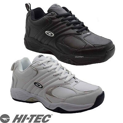 Mens Hi Tec Argon Walking Work Hiking Runnng Fitness Gym Shoes Trainers Sizes