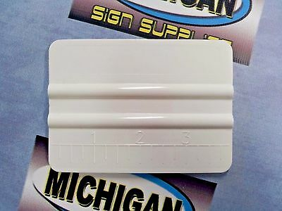 White VALUE PRICED Squeegee