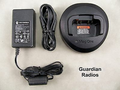 Motorola Rapid Charger PMLN5041A BPR40 Mag One