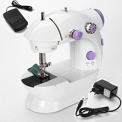 Useful Led Electric Sewing Machine Practical Mini Household Desktop Sewings