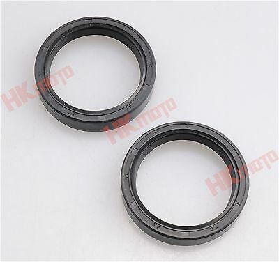 New Front Fork Oil Seal Set 45 mm x 57 mm x 11 mm 45*57*11 Motorcycle Seals