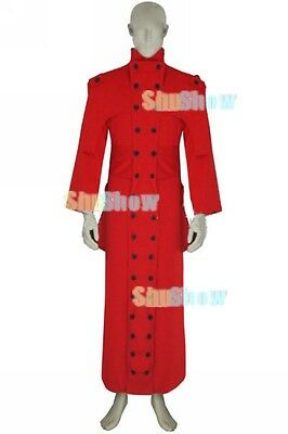 red Trigun Vash The Stampede Cotton Cosplay Halloween japanese anime