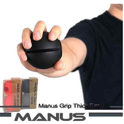 MANUS GRIP ORB- Thick/Fat Bar Attachment For Dumbbell Barbell Grip.Zeus Strength