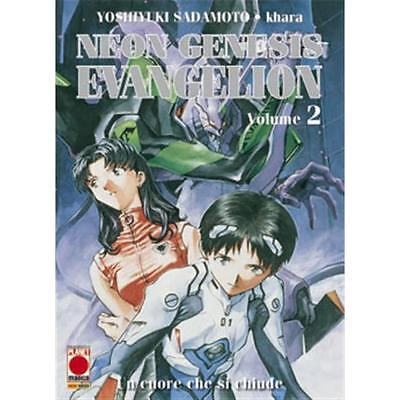 Neon Genesis Evangelion 2 New Collection Ristampa - Planet Manga Panini - Nuovo