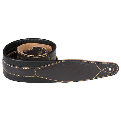 Soft Padded Leather / Acoustic Electric Guitar Strap