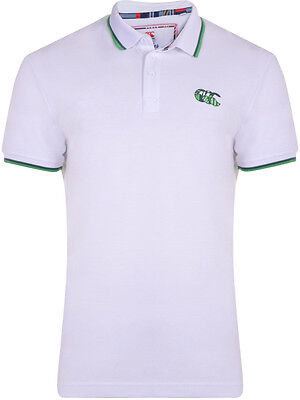 Polo rugby Uglies canterbury Blanc Taille L Neuf avec étiquette
