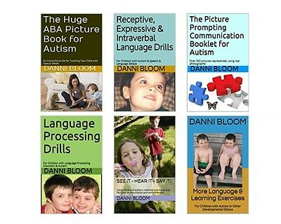 Autism Program ABA Based Curriculum - DIY - Run Your Own Intervention Plan!